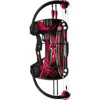 Barnett Tomcat Youth Bow Pink/Black