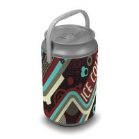 Picnic Time Extra Large Insulated Mega Can Cooler, Vintage Cola Can