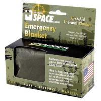Space Emergency Blanket-Olive
