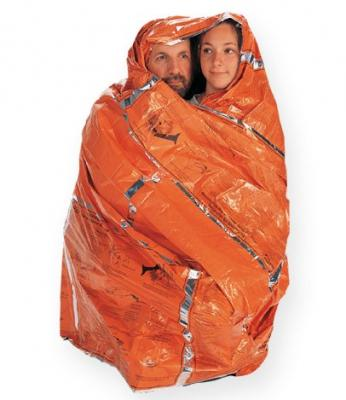 Adventure Medical Heatsheet Survival Blanket, 2 Person