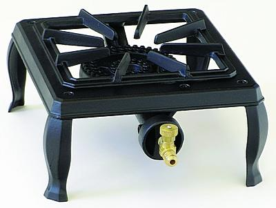 Hot Plate - Single Burner-Gas