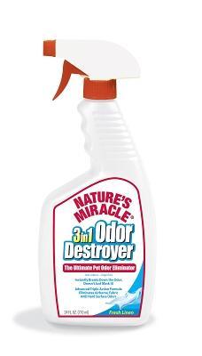 3-in-1 Odor Destroyer Linen Scent