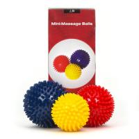 J/Fit Mini Massage Balls - Set of 3