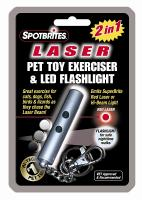 2 In 1 Laser Pet Toy Exerciser