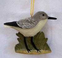 Songbird Essentials Sandpiper Ornament