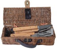 Picnic & Beyond Portable Skewer Collection BBQ Basket