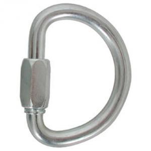 Cypher Quick Link Halfmoon Steel - 25kn