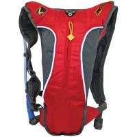 Ledge Gooseberry Hydration Pack - Red