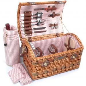 Picnic Baskets for 2 by Picnic and Beyond