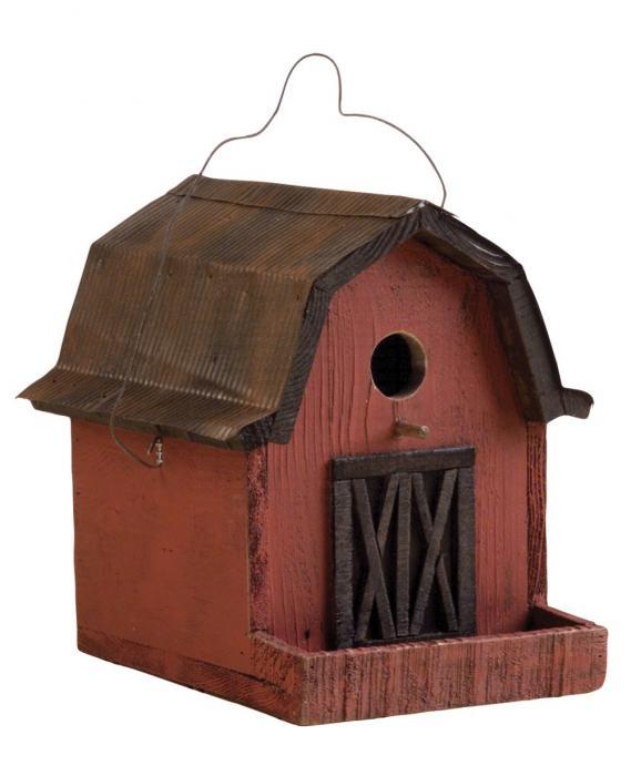 Songbird Essentials Little Red Barn Birdhouse