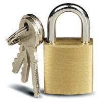 Lewis N. Clark Travel Sentry Mini Padlock