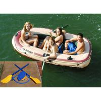 Solstice Voyager 4 Person Boat w/Oars