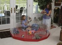 Small Pet Playpen Deluxe