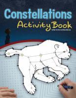 Adventure Publications Constellations Activity Book