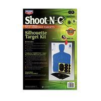 Birchwood Casey Shoot-N-C Targets: Silhouette (2)