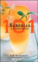 Peterson Books 101 Sangrias & Pitcher Drinks