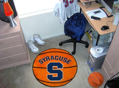 Syracuse Orange Basketball Rug 29 Quot Diameter