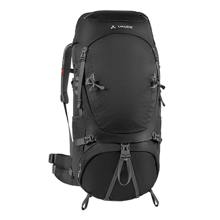 Vaude Astrum 60+10 XL Backpack - Black