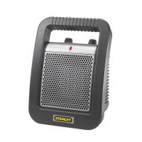 Lasko Stanley Ceramic Utility Heater w/Adjust. Thermostat