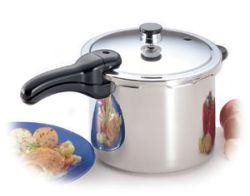 Presto 6 Qt. Stainless Steel Cooker