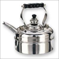Old Dutch 3Qt Stainless Steel Windsor Whistling Tea Kettle