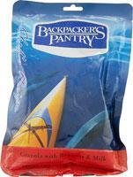 Backpacker's Pantry Granola with Milk & Bananas