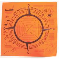 The Printed Image The Survival Bandana