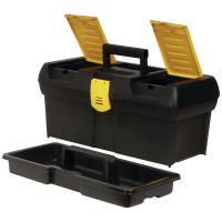 Stanley 016011R 2-Lid Organizer Tool Box