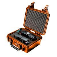 Pelican Products 1200 Camera Case, Orange