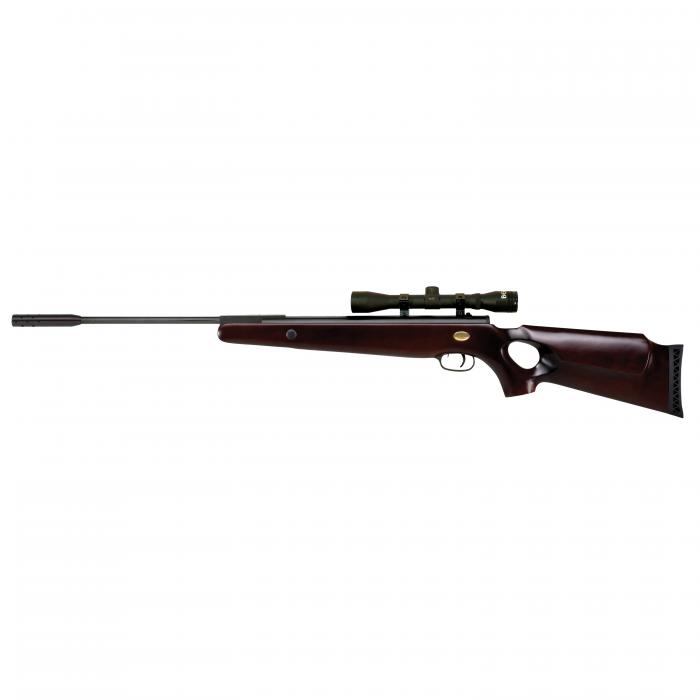 Ram-XT .22 Air Rifle Combo w/4x32 Scp