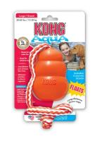 Kong Aqua Floating Retreiver Dog Toy - Medium