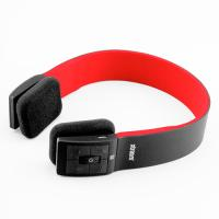 xtraem Bluetooth Stereo Headphones, Red