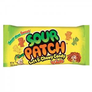 Snacks by Sour Patch Kids