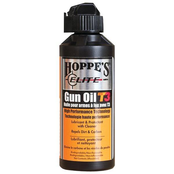 Hoppe's G0T2 Hoppe's Elite Gun Oil with T3, 2 oz