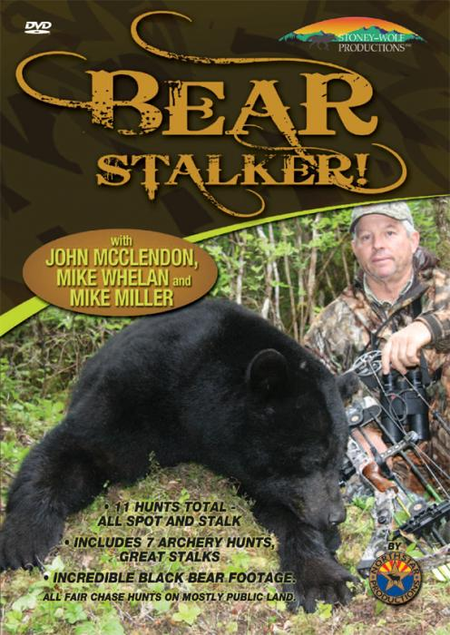 Stoney-Wolf Bear Stalker DVD