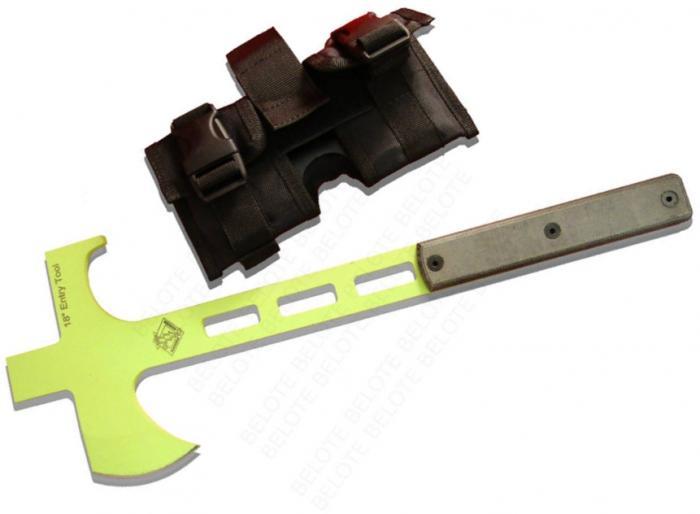 "Ontario Knife Company 18"" XR Entry Tool - Green"
