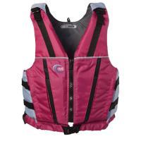 MTI Reflex Life Jacket, XS/S - Berry/Sky