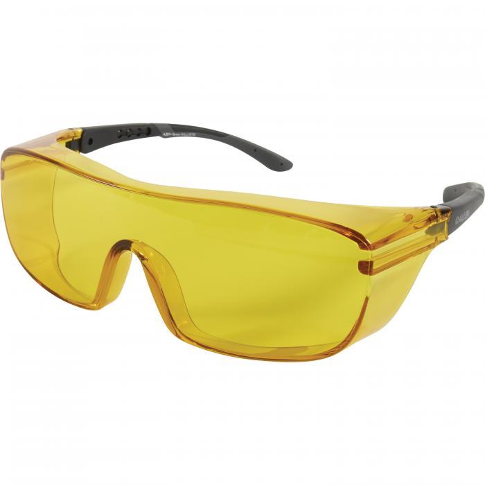 Ballistic Over Glasses