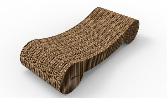 Merry Products Cat Scratcher Replacement Beds
