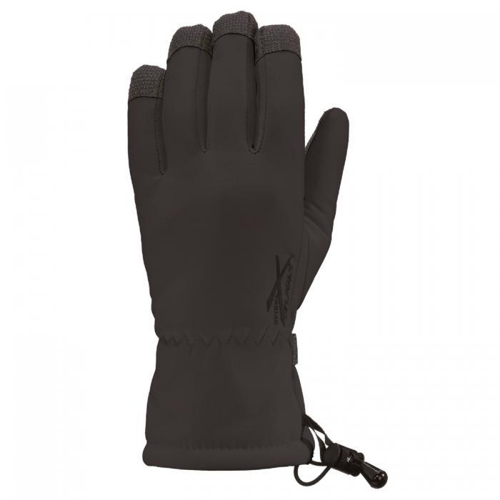 Seirus HWS Workman Xtreme Mens Glove Gauntlet Kevlar-Blk-XL