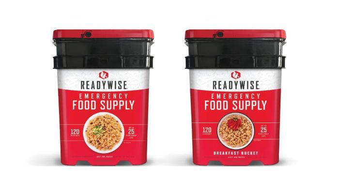 240 Serving Package of Long Term Emergency Food Supply