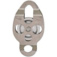 "Cmi 2"" Stainless Al Shv Bush Duble End"