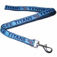Tennessee Titans NFL Dog Leash - Medium