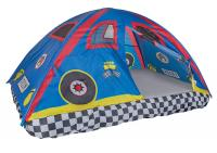 Pacific Play Tents Rad Racer Bed Tent, Full Size