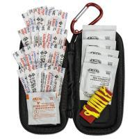 Lifeline Small Hard Shell Foam First Aid Kit- 30 Pieces