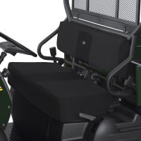 Classic UTV Bench Seat Cover Kawasaki Mule 600 610 Black