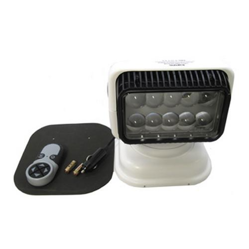 GoLight LED Portable Radioray,Wireless Remote-Wht