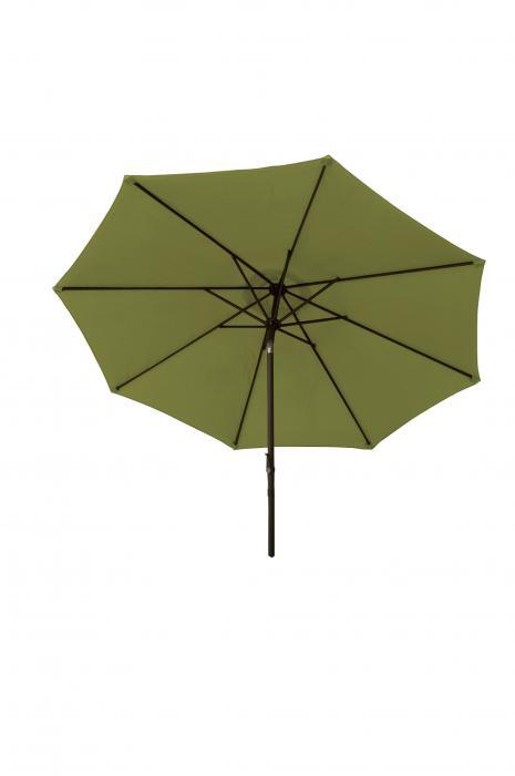 Bliss Hammock 9' Market Umbrella, Sage Green
