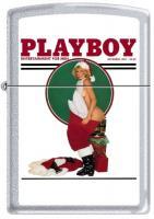 Zippo Procut Playboy December 1982 Cover Windproof Lighter