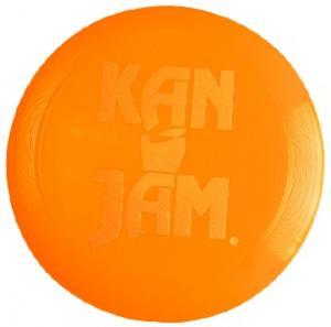KanJam Flying Disc - Orange
